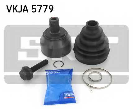 Шарнирный комплект приводного вала SKF VKJA 5779 - изображение