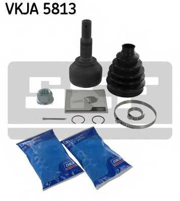 Шарнирный комплект приводного вала SKF VKJA 5813 - изображение