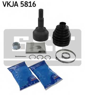 Шарнирный комплект приводного вала SKF VKJA 5816 - изображение