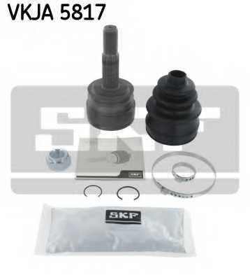 Шарнирный комплект приводного вала SKF 3815A201 / VKJA 5817 - изображение