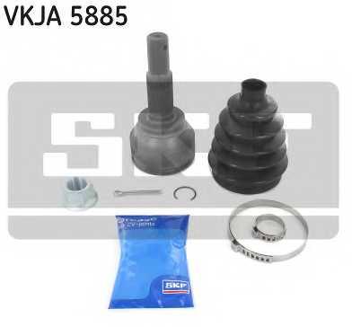 Шарнирный комплект приводного вала SKF VKJA 5885 - изображение