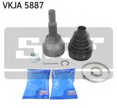 Шарнирный комплект приводного вала SKF VKJA 5887 - изображение
