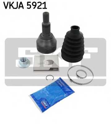 Шарнирный комплект приводного вала SKF VKJA 5921 - изображение