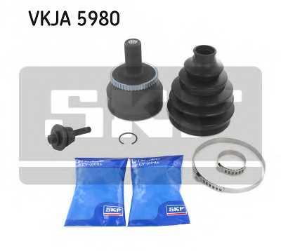 Шарнирный комплект приводного вала SKF VKJA 5980 - изображение