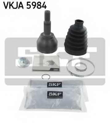 Шарнирный комплект приводного вала SKF VKJA 5984 - изображение
