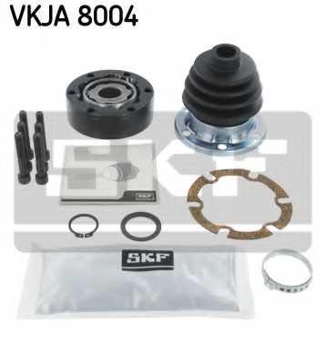 Шарнирный комплект приводного вала SKF VKJA 8004 - изображение
