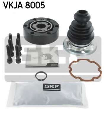 Шарнирный комплект приводного вала SKF VKJA 8005 - изображение
