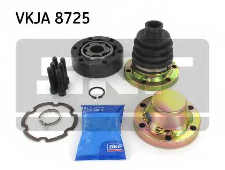 Шарнирный комплект приводного вала SKF VKJA 8725 - изображение
