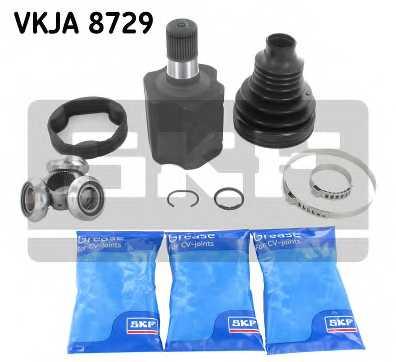Шарнирный комплект приводного вала SKF VKJA 8729 - изображение