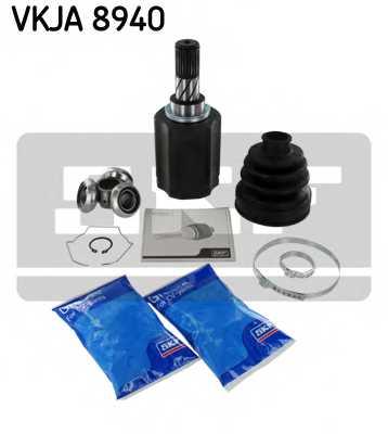 Шарнирный комплект приводного вала SKF VKJA 8940 - изображение