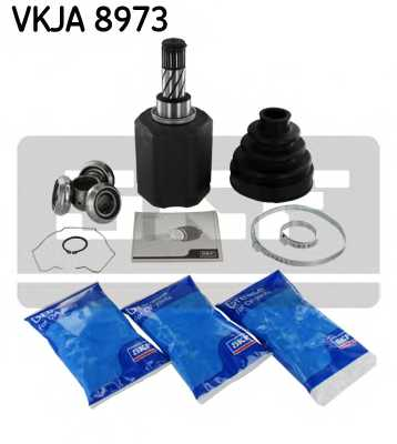 Шарнирный комплект приводного вала SKF VKJA 8973 - изображение