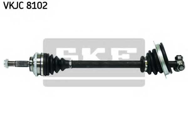 Приводной вал SKF VKJC 8102 - изображение