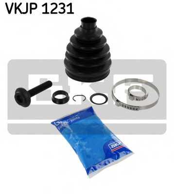 Комплект пылника приводного вала SKF VKJP 1231 - изображение