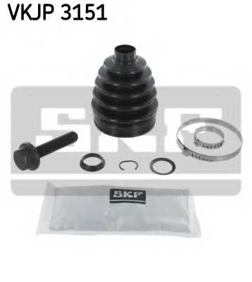 Комплект пылника приводного вала SKF VKJP 3151 - изображение