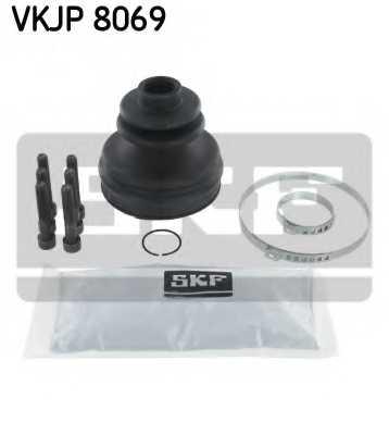 Комплект пылника приводного вала SKF VKJP 8069 - изображение