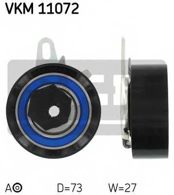 Натяжной ролик ременя ГРМ SKF VKM 11072 - изображение