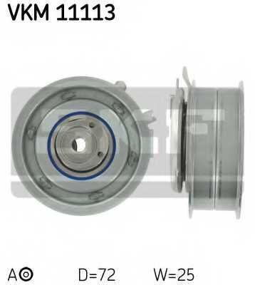 Натяжной ролик ременя ГРМ SKF VKM 11113 - изображение
