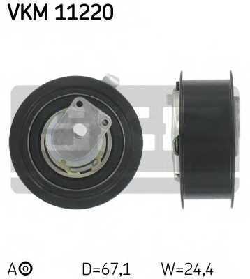 Натяжной ролик ременя ГРМ SKF VKM 11220 - изображение
