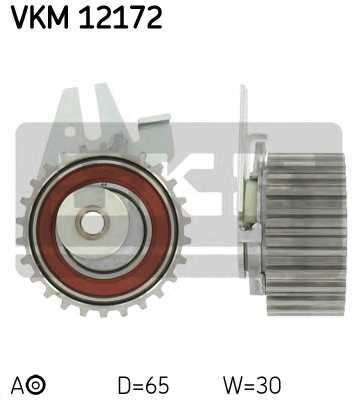 Натяжной ролик ременя ГРМ SKF VKM 12172 - изображение
