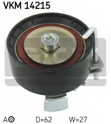 Натяжной ролик ременя ГРМ SKF VKM 14215 - изображение