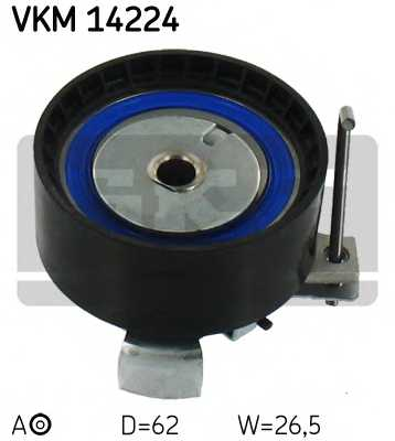 Натяжной ролик ременя ГРМ SKF VKM14224 - изображение