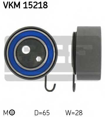 Натяжной ролик ременя ГРМ SKF VKM 15218 - изображение