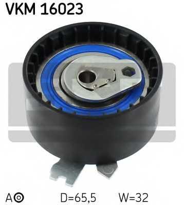 Натяжной ролик ременя ГРМ SKF VKM 16023 - изображение