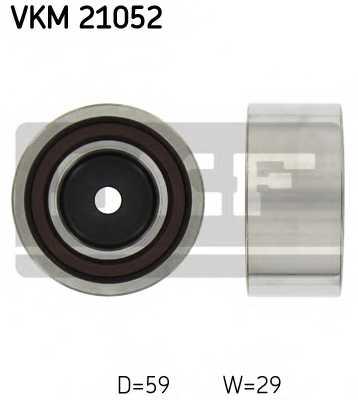Паразитный / ведущий ролик зубчатого ремня SKF VKM 21052 - изображение
