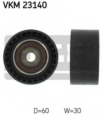 Паразитный / ведущий ролик зубчатого ремня SKF VKM 23140 - изображение