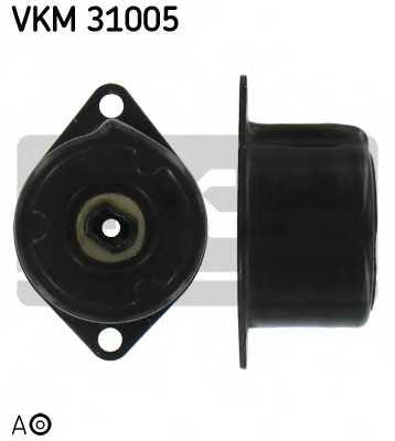 Натяжной ролик поликлиновогоременя SKF VKM 31005 - изображение