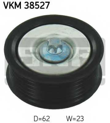 Паразитный / ведущий ролик поликлинового ременя SKF VKM 38527 - изображение