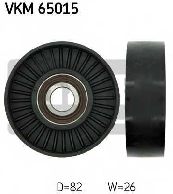 Паразитный / ведущий ролик поликлинового ременя SKF VKM 65015 - изображение