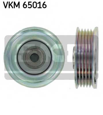 Натяжной ролик поликлиновогоременя SKF VKM 65016 - изображение