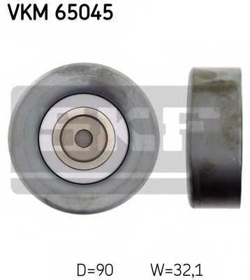 Паразитный / ведущий ролик поликлинового ременя SKF VKM 65045 - изображение