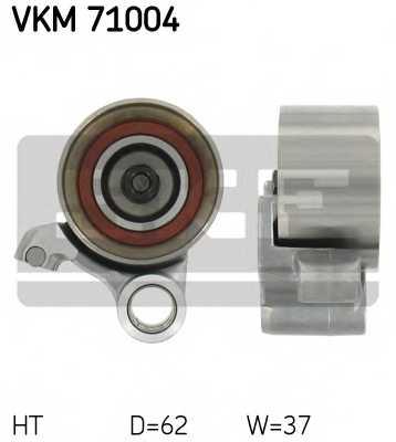 Натяжной ролик ременя ГРМ SKF VKM 71004 - изображение