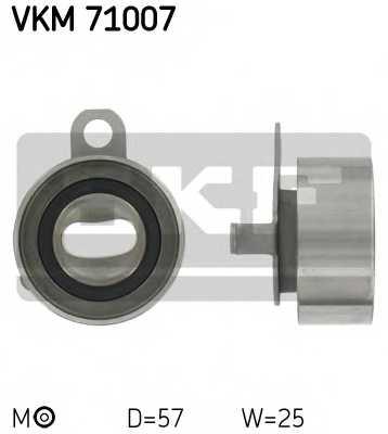 Натяжной ролик ременя ГРМ SKF VKM 71007 - изображение