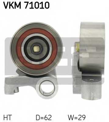 Натяжной ролик ременя ГРМ SKF VKM 71010 - изображение