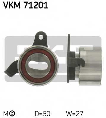 Натяжной ролик ременя ГРМ SKF VKM 71201 - изображение