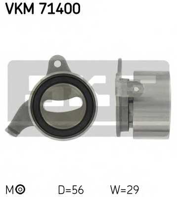 Натяжной ролик ременя ГРМ SKF VKM 71400 - изображение