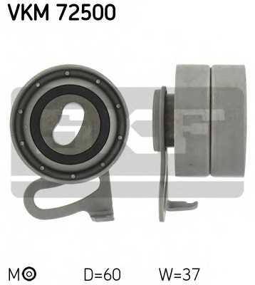 Натяжной ролик ременя ГРМ SKF VKM 72500 - изображение