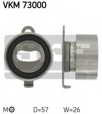 Натяжной ролик ременя ГРМ SKF VKM 73000 - изображение
