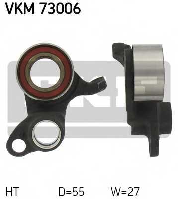 Натяжной ролик ременя ГРМ SKF VKM 73006 - изображение