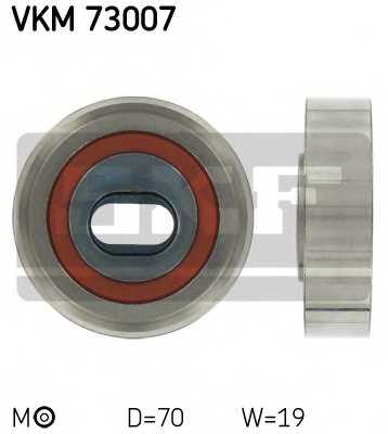 Натяжной ролик ременя ГРМ SKF VKM 73007 - изображение