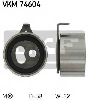 Натяжной ролик ременя ГРМ SKF VKM 74604 - изображение