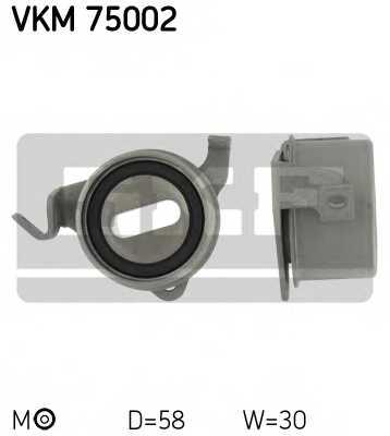 Натяжной ролик ременя ГРМ SKF VKM 75002 - изображение