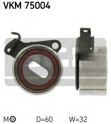 Натяжной ролик ременя ГРМ SKF VKM 75004 - изображение