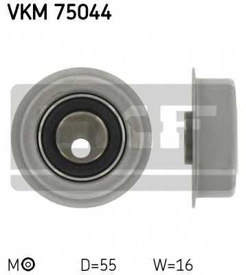 Натяжной ролик ременя ГРМ SKF VKM 75044 - изображение