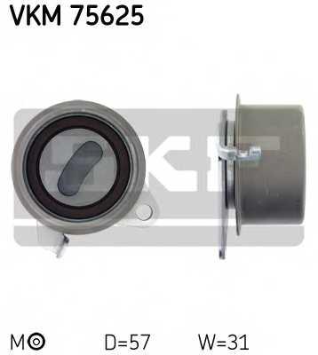 Натяжной ролик ременя ГРМ SKF VKM 75625 - изображение