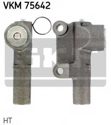 Натяжной ролик ременя ГРМ SKF VKM75642 - изображение