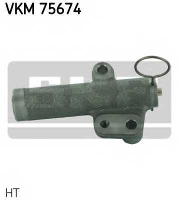 Натяжной ролик ременя ГРМ SKF VKM 75674 - изображение